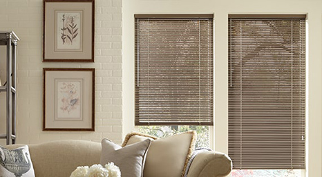 Transform your home into a sanctuary with the perfect lighting setup from Hunter Douglas blinds.